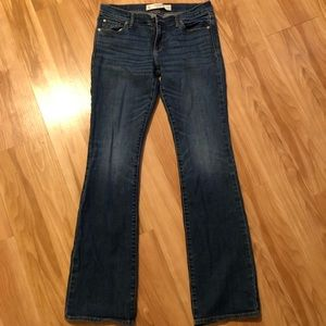 ABERCROMBIE & FITCH SIZE 4 REGULAR